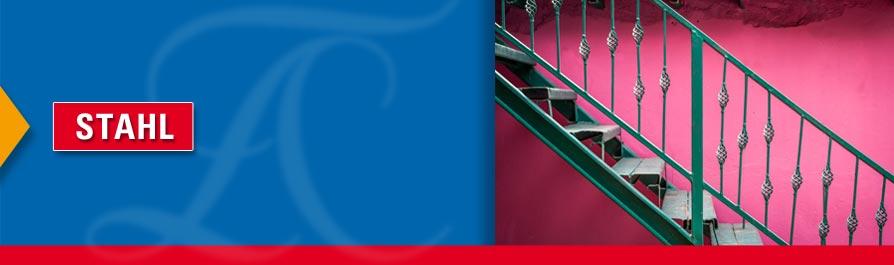 LACKIERUNG VON GARAGEN-TOREN, STAHL- ZÄUNEN & STAHL-GELÄNDERN. Perfekter Lack mit lang anhaltendem Schutz für Garagentore, Metall-Zäune, Stahl-Geländer. Lack für Stahl online bestellen