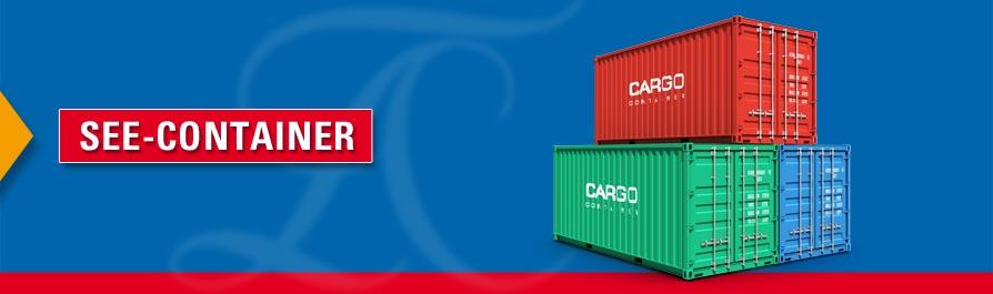 LACKIERUNG VON CONTAINERN AUS STAHL. Perfekter Lack mit langanhaltendem Schutz für Lager-Container, See-Container, Transport-Container, Stahlcontainer. Jetzt Lack online bestellen.