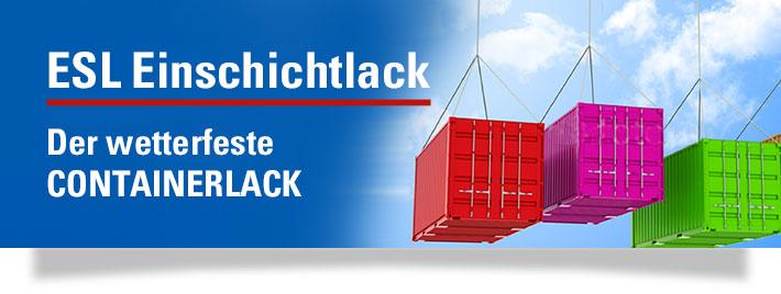 containerlack einschichtlack